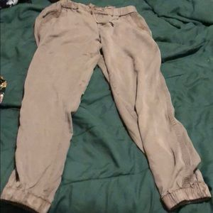 NWT Anthropologie On the Road Pants XS new
